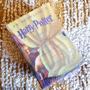 NWT Harry Potter Books